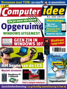 Computer Idee 4, iOS & Android  magazine