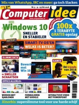Computer Idee 5, iOS & Android  magazine