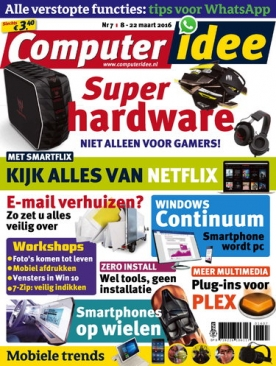 Computer Idee 7, iOS & Android  magazine