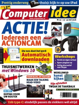 Computer Idee 12, iOS & Android  magazine