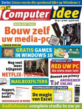 Computer Idee 13, iOS, Android & Windows 10 magazine