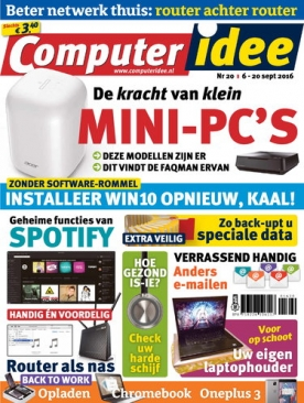 Computer Idee 20, iOS & Android  magazine