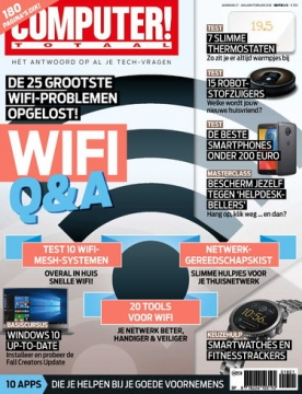 Computer Totaal 1, iOS & Android  magazine