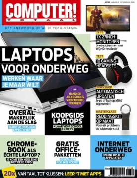 Computer Totaal 9, iOS & Android  magazine