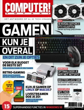 Computer Totaal 3, iOS & Android  magazine