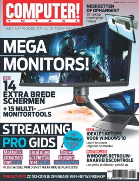 Computer Totaal 5, iOS, Android & Windows 10 magazine