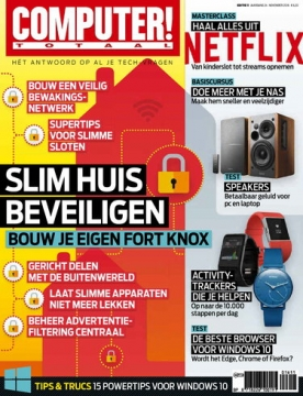 Computer Totaal 11, iOS & Android  magazine
