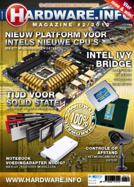Hardware.info 2, iOS & Android  magazine