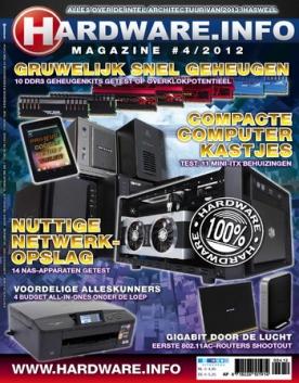 Hardware.info 4, iOS & Android  magazine