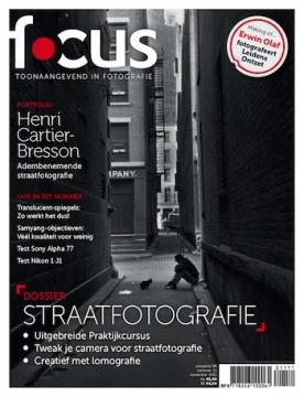 Focus 11, iOS & Android  magazine