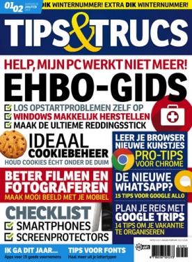Tips&Trucs 1, iOS & Android  magazine