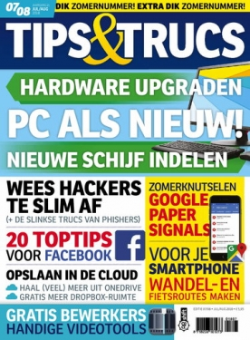 Tips&Trucs 7, iOS & Android  magazine