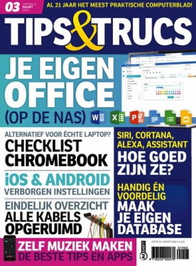 Tips&Trucs 3, iOS & Android  magazine