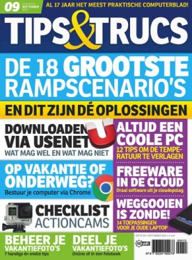 Tips&Trucs 9, iOS & Android  magazine
