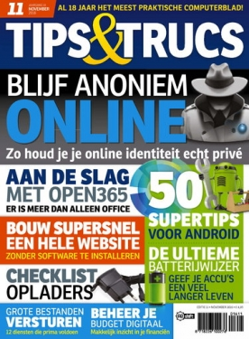 Tips&Trucs 11, iOS, Android & Windows 10 magazine