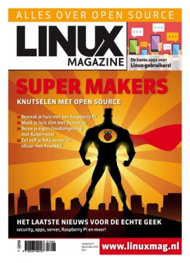 Linux Magazine 6, iOS & Android  magazine