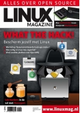 Linux Magazine 4, iOS & Android  magazine