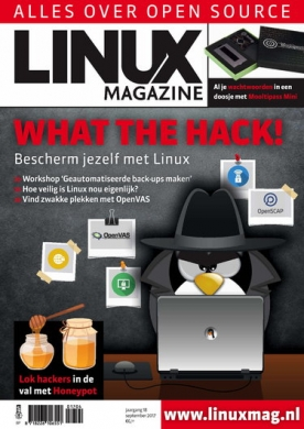 Linux Magazine 4, iOS, Android & Windows 10 magazine