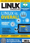 Linux Magazine 1, iOS, Android & Windows 10 magazine