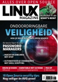 Linux Magazine 3, iOS & Android  magazine