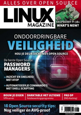Linux Magazine 3, iOS, Android & Windows 10 magazine