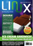 Linux Magazine 1, iOS & Android  magazine