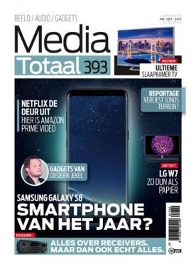 Media Totaal 393, iOS, Android & Windows 10 magazine