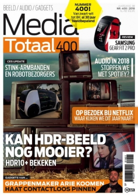 Media Totaal 400, iOS, Android & Windows 10 magazine