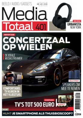 Media Totaal 401, iOS & Android  magazine