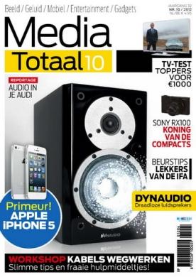Media Totaal 10, iOS & Android  magazine