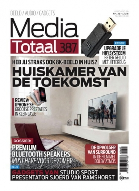 Media Totaal 387, iOS & Android  magazine