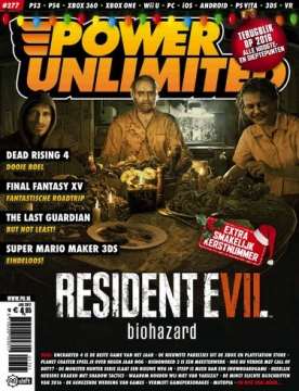Power unlimited 1, iOS & Android  magazine