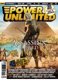 Power unlimited 8, iOS & Android  magazine