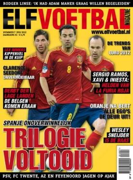 Elf Voetbal Magazine 7, iOS & Android  magazine