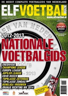 Elf Voetbal Magazine 8, iOS & Android  magazine