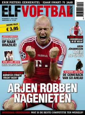 Elf Voetbal Magazine 7, iOS & Android  magazine