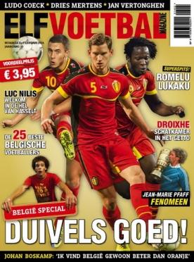 Elf Voetbal Magazine 2, iOS, Android & Windows 10 magazine