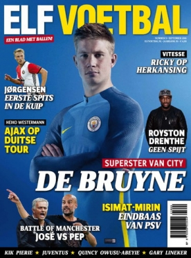 Elf Voetbal Magazine 9, iOS & Android  magazine