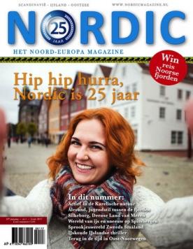 Nordic 1, iOS & Android  magazine