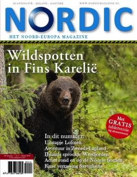 Nordic 2, iOS & Android  magazine