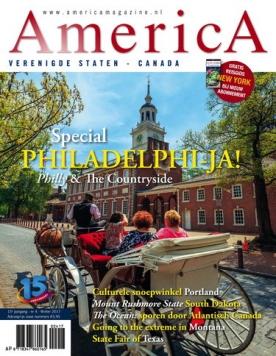 AmericA 4, iOS & Android  magazine