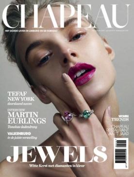 Chapeau! Magazine 6, iOS & Android  magazine