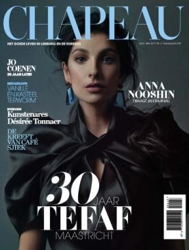 Chapeau! Magazine 2, iOS & Android  magazine