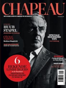 Chapeau! Magazine 1, iOS, Android & Windows 10 magazine