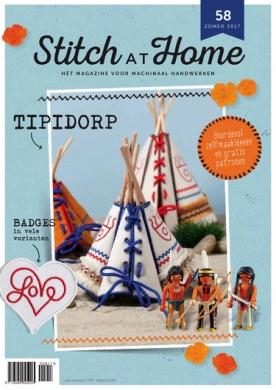 StitchatHome 58, iOS & Android  magazine