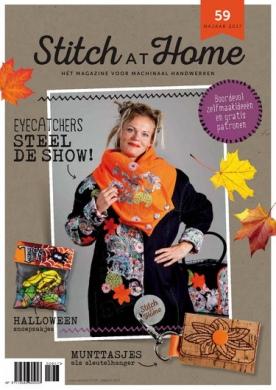 StitchatHome 59, iOS & Android  magazine