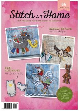 StitchatHome 66, iOS & Android  magazine