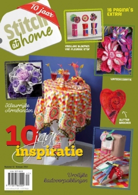 StitchatHome 41, iOS & Android  magazine