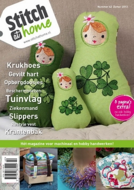StitchatHome 42, iOS & Android  magazine