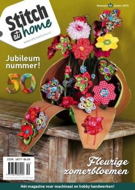 StitchatHome 50, iOS & Android  magazine